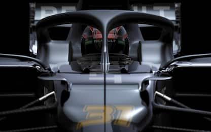 Renault si presenta: ma la RS20 ancora non c'è