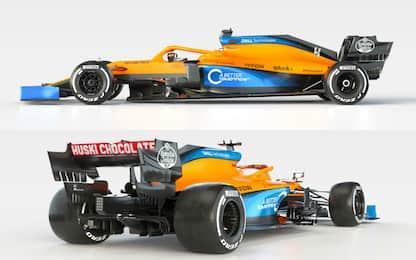McLaren, tutte le FOTO della MCL35