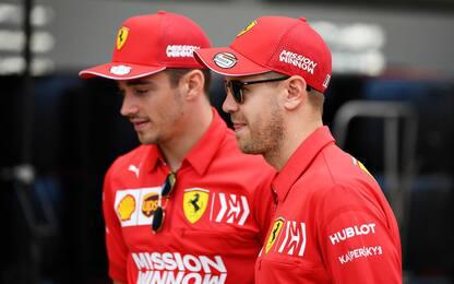 """Binotto: """"Vettel-Leclerc, la coppia migliore"""""""