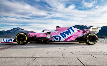 Racing Point, tutte le FOTO della RP20