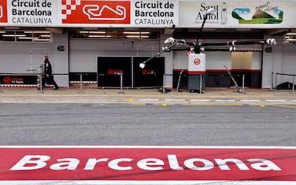 Test Barcellona live su Sky: programma e orari