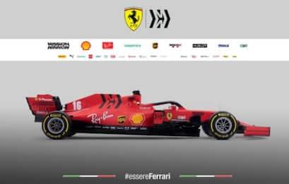 F1, tutte le monoposto del Mondiale 2020. FOTO