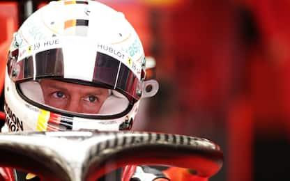"""Vettel sul DAS: """"Se approvato, è legale"""""""