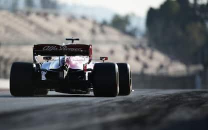 Test Barcellona, Day-2: Raikkonen 1°, Vettel 6°