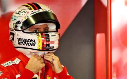 Test Barcellona, il Day-2 LIVE: Vettel in pista