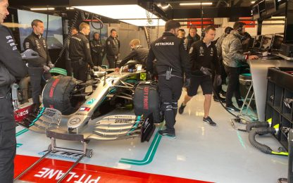 Test Barcellona, Day-3 in LIVE STREAMING