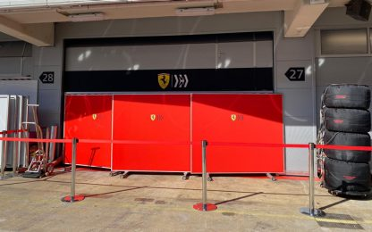 Coronavirus, le misure Ferrari: chiusi i musei