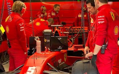 Ferrari-Mercedes e il terzo elemento: ma cos'è?