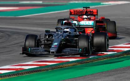 Barcellona, chiusi i test: Bottas 1°, Leclerc 4°