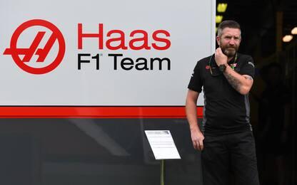 Haas e McLaren, tre membri in auto-isolamento