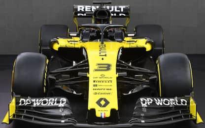 Renault, svelata la monoposto 2020. FOTO