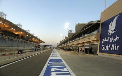 """Bahrain, per il 2° GP scelto il """"circuito esterno"""""""