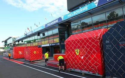 Coronavirus, stop al GP d'Australia: non si corre