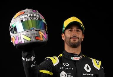 """Ricciardo: """"Calendario ridotto? Magari vinco"""""""