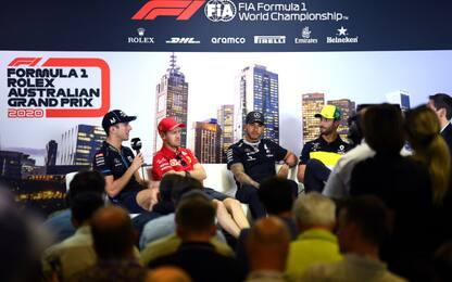 """Vettel: """"Buone sensazioni, ma conta la pista"""""""