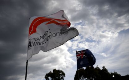 Dopo l'Australia, rinviati i GP Bahrain e Vietnam