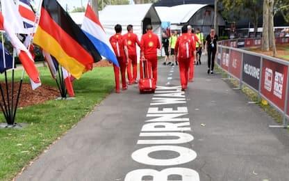 F1 via da Melbourne, le reazioni di team e piloti