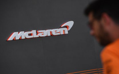 """McLaren: """"In ripresa il membro del team positivo"""""""