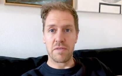 """Vettel: """"Sono fortunato ad avere questa carriera"""""""
