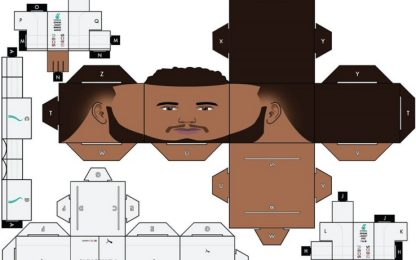 """Mercedes, ora Hamilton è un vero """"puzzle"""""""