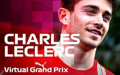 Leclerc e Giovinazzi al via del 2° GP virtuale