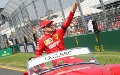 Non solo Leclerc: chi scende in pista a Melbourne