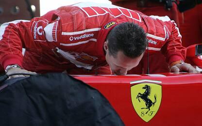 Schumi d'Italia: tutte le vittorie a Monza. VIDEO