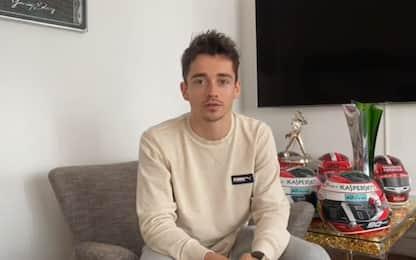 """Leclerc: """"Divertiamoci, ma voglio vincere"""". VIDEO"""