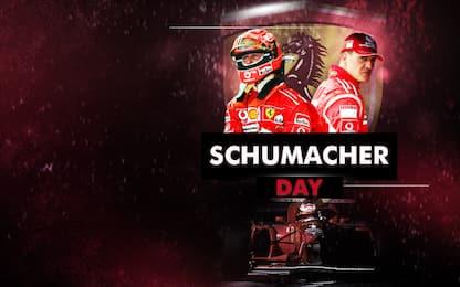 "Oggi su Sky Sport Uno è ""Schumacher Day"""
