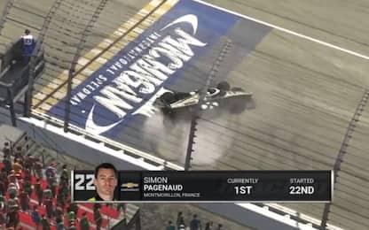 Indycar iRacing, a Pagenaud la gara in Michigan