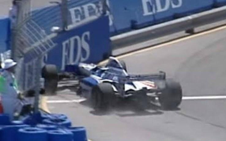 Coulthard in testacoda