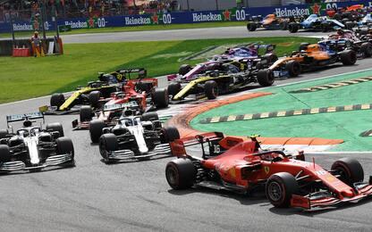 GP Francia cancellato, Silverstone a porte chiuse