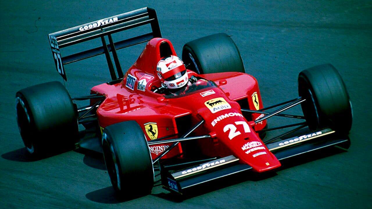 Ferrari 640 F189