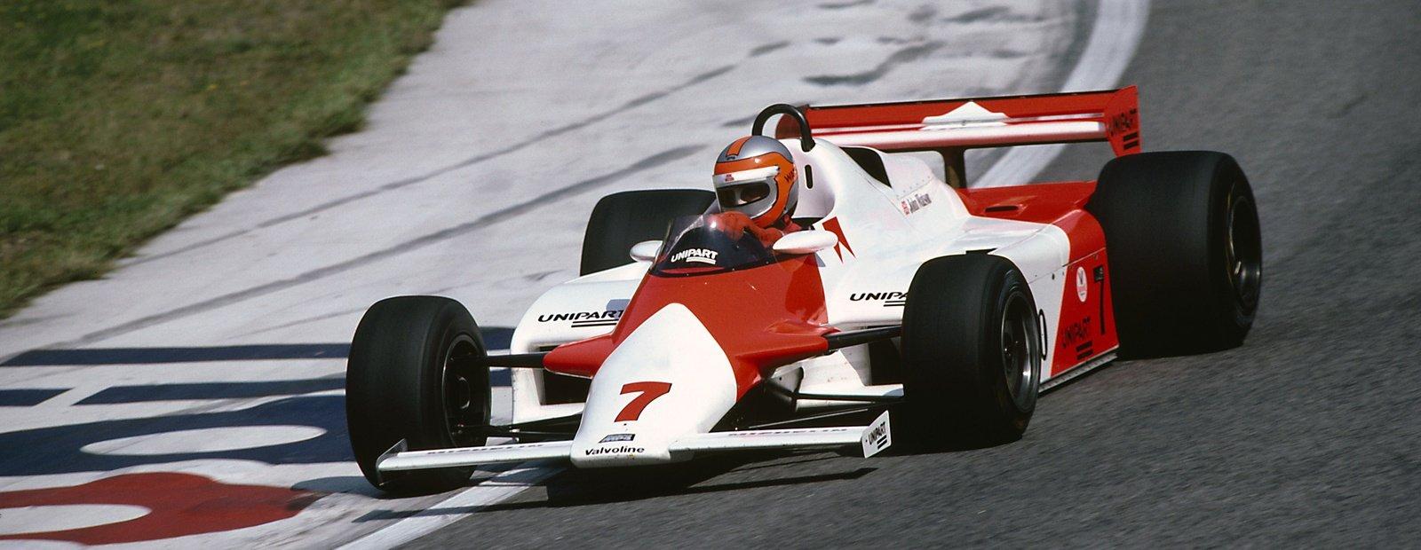 McLaren MP4-1