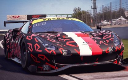 GT virtuale, vince Pepper. Leclerc 20°