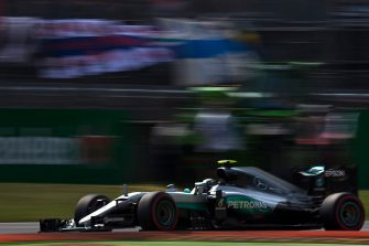 Nico Rosberg, Mercedes F1 W07 Hybrid, Grand Prix of Italy, Autodromo Nazionale Monza, 04 September 2016. Nico Rosberg on the way to victory in the 2016 Italian Grand Prix. (Photo by Paul-Henri Cahier/Getty Images)