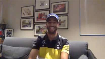 "Ricciardo: ""Rinnovo Renault? Luglio è tardi"""
