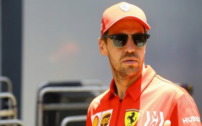 Dalla Germania: Vettel-Ferrari, addio a fine 2020