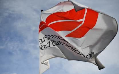 Com'era e com'è: F1, la storia è nel logo