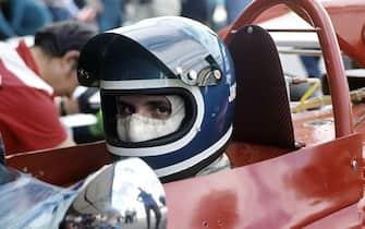 Jacky Ickx, Ferrari 312B, Grand Prix of Spain, Circuito del Jarama, 19 April 1970. (Photo by Bernard Cahier/Getty Images)