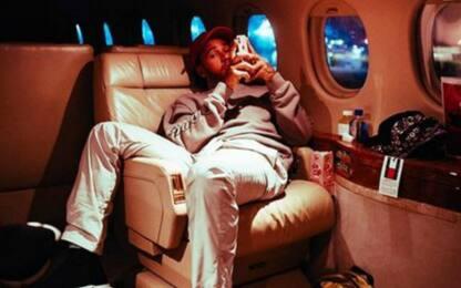 Hamilton Paperone: è l'atleta britannico più ricco