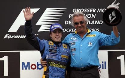 """Briatore: """"Alonso? Pronto per ritorno in Renault"""""""