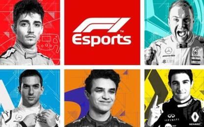 Oggi la F1 virtuale a Monaco, c'è anche Bottas