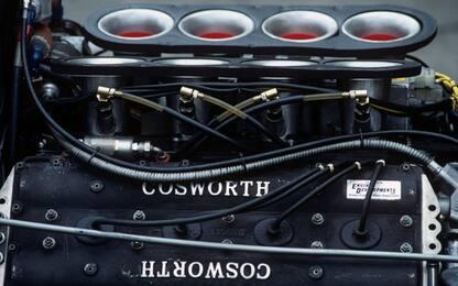 Cosworth, il record che resiste dal 1974