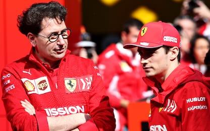 """Binotto: """"Leclerc può diventare il top di sempre"""""""