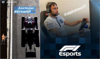 Il GP di Gigio: il debutto di Donnarumma in F1
