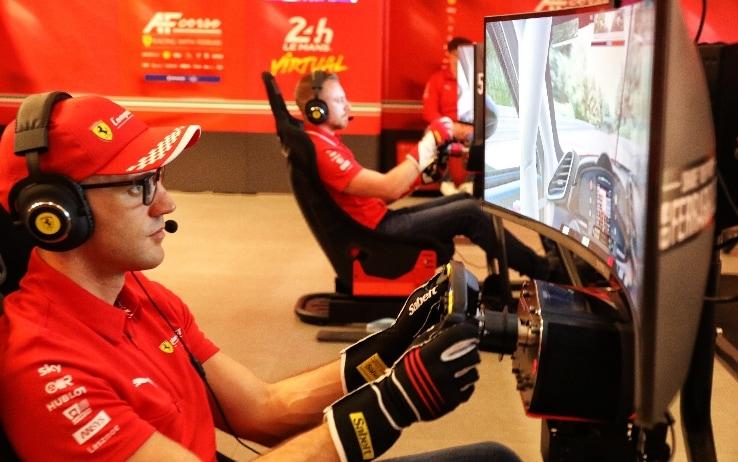 Scuderia Ferrari (24 ore di Le Mans virtuale)