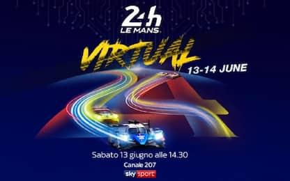 Le Mans e non solo: maratona di motori su Sky