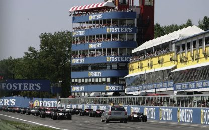 F1 a Imola, super weekend su Sky: la guida tv