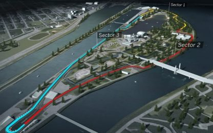 Canada, l'ultimo GP virtuale: ora la gara Pro